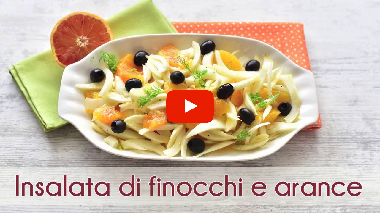 Ricetta Arance Tarocco Plus