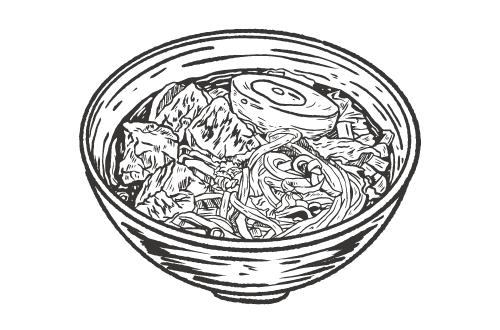 Icona Insalate di Riso o di Pasta