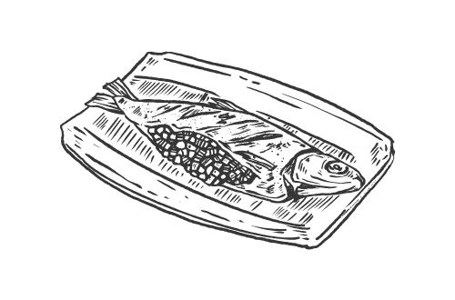 Icona Piatti di Pesce