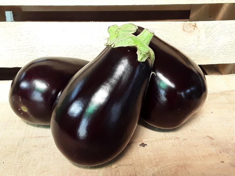 Melanzane Cassetta Piccola di Verdura