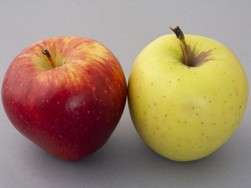 Mele Cassetta Piccola di Frutta