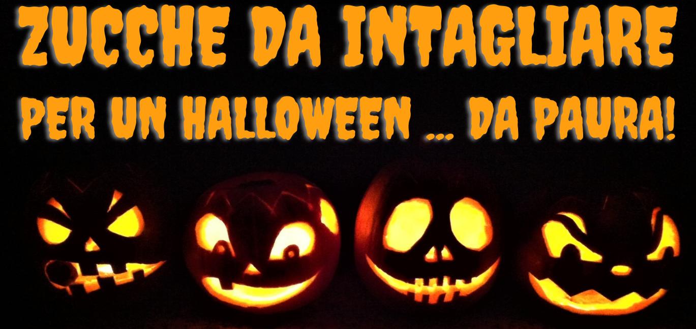 Zucche Intagliate Halloween