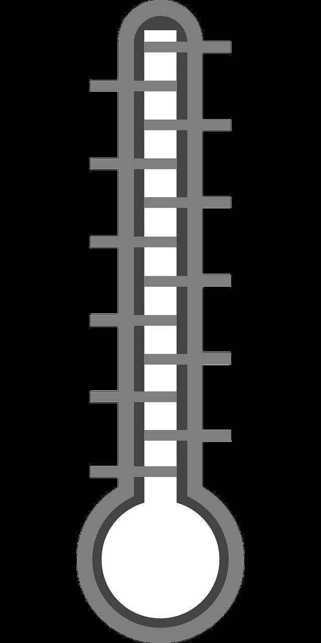 Icona Temperatura di Servizio