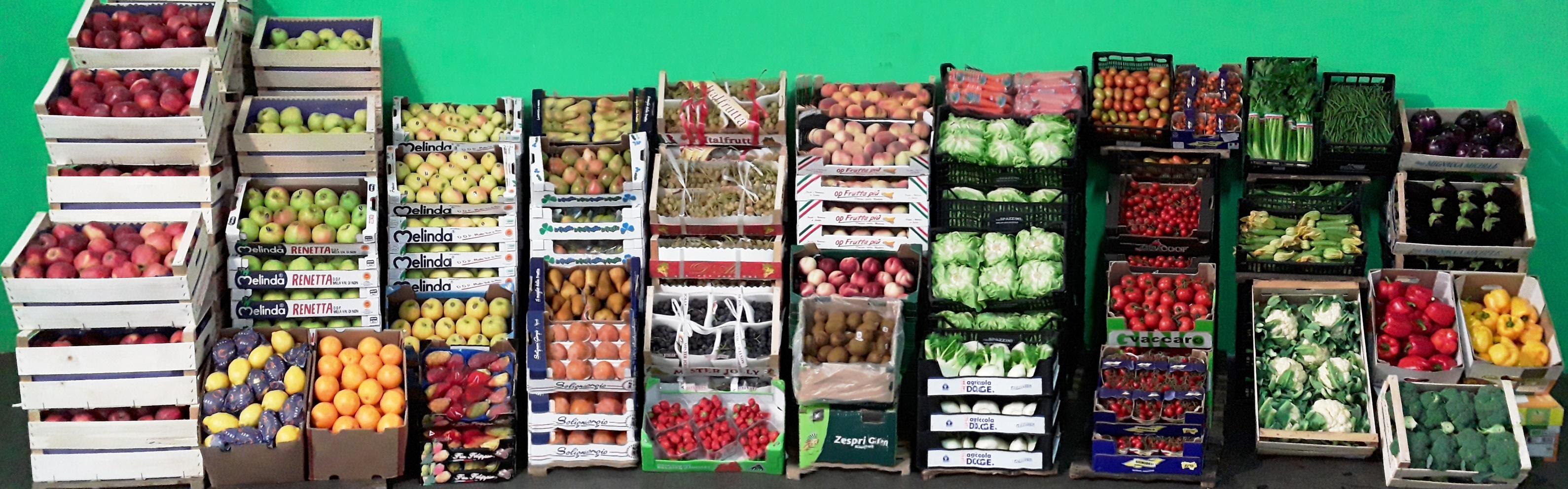 Foto Frutta e Verdura Filiera Alimentare